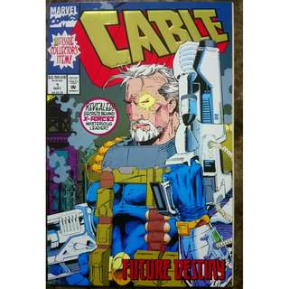 CABLE (1993 Series) # 1