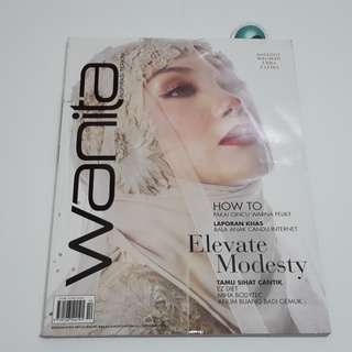 Majalah Wanita Oktober 2016 - cover Erra Fazira