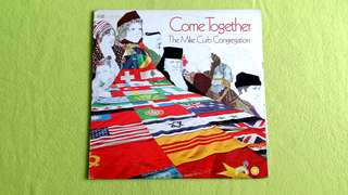 MIKE CURB CONGREGATION . come together. Vinyl record