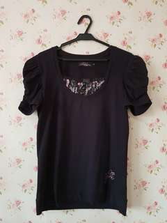 Candies Black Top