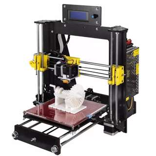*FREE SHIPPING* DIY 3D Printer (ABS/PLA type filament)