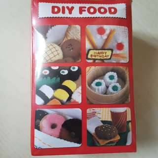 DIY Handicraft Food ( A Set if 4 nos)
