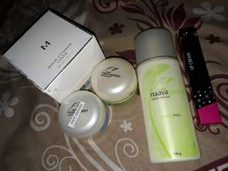 Naavagreen, lipcream, cushion