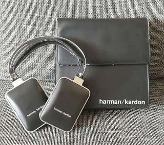 HARMAN/KARDON BLUETOOTH HEADPHONES