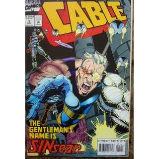 CABLE (1993 Series) #5