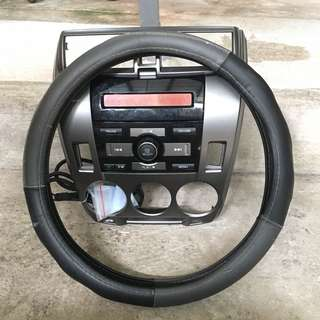 Honda city 2012 center console with radio