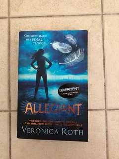 Divergent Series - Allegiant