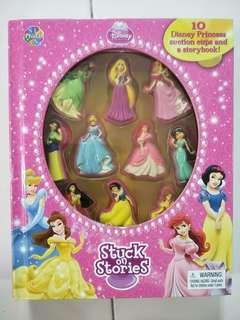 Disney Princess suction book