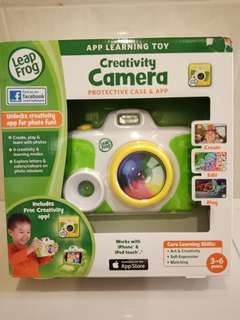 Leapfrog camera for phone