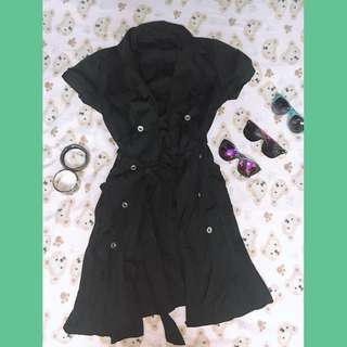 •black summer cardigan