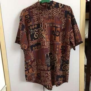 Top batik