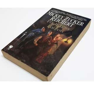 "Novel: ""Flightless Falcon"" by Mickey Zucher Reichert"