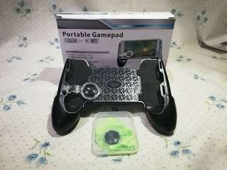 SALE! BNEW GAMEPAD w/ extra joystick and a cleaner
