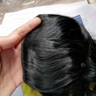 Zel Hair Extension (Black)