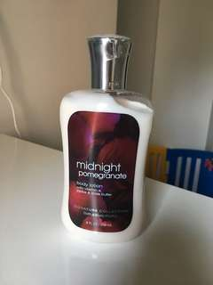 Bath&Body Works Midnight Pomegranate