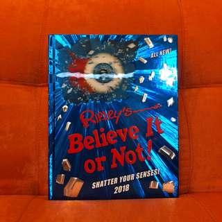 Ripley's Believe it or Not 2018