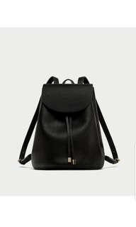 Zara Backpack with Foldover Flap