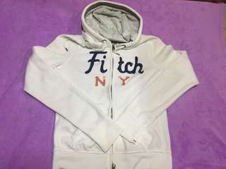 Abercrombie ang fitch hooded jacket