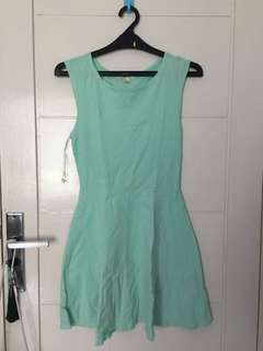 Forever 21 Mint Mini Dress