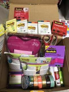 Post- it bundle box