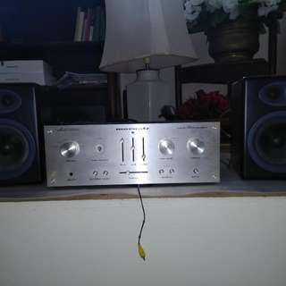 MARANTZ 1090 with (PASSIVED) AudioEngine 5