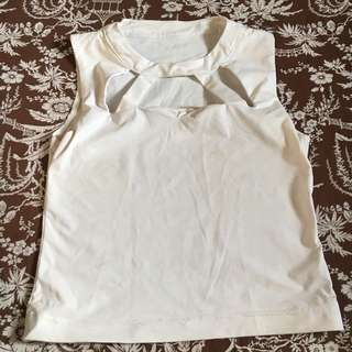 Kathryn Top White