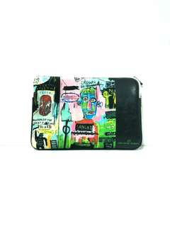 "GRAPHT x Jean-Michel 15"" laptop sleeve"