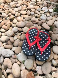 Flip flops Old Navy - Polka dots