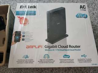 Dlink AC1750 Router