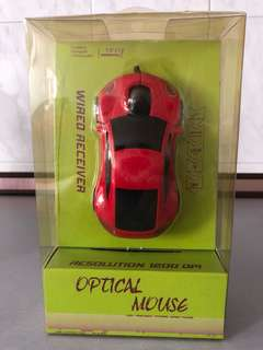 Optical Car Mouse