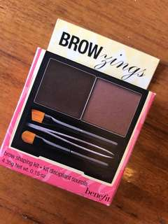 Benefit Brow Zings Brow Shaping Kit Medium 03