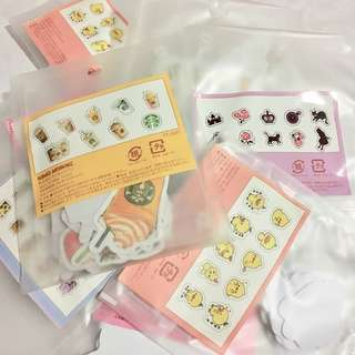 Assorted Stickers Clearance