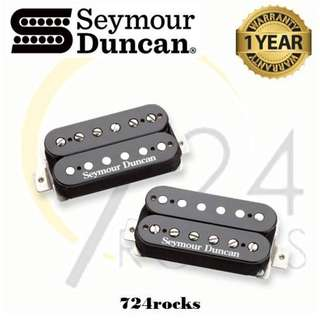 Seymour Duncan SH-4/SH-2 Hot Rodded Humbucker Set Pickup / Guitar Pickup