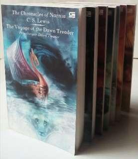 Novel Narnia 1-7