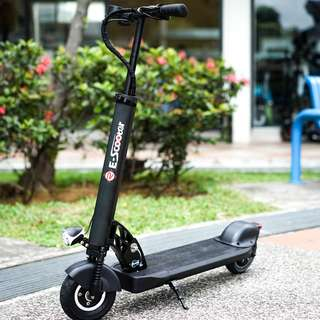 18.2AH 8 Inch Escooter Electric Scooter