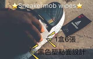 Sneakermob Wipes