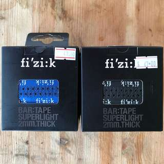 New: Fizik Superlight Tacky Touch Bar Tape