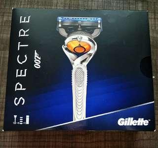 Gillette 007 spectre - Razor, Gel,  Shave Gel