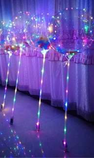 LED balloon for birthday party