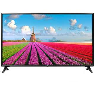 "New 49"" LG Smart TV (49LJ550T)"