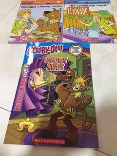 Scooby-Doo scholastic books