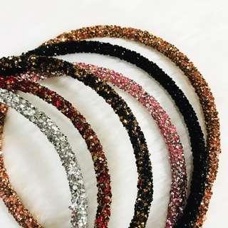 Glitters Sparkle Head Band