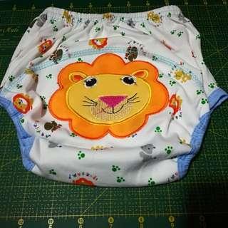 Toddler Potty Training Pant (lion)