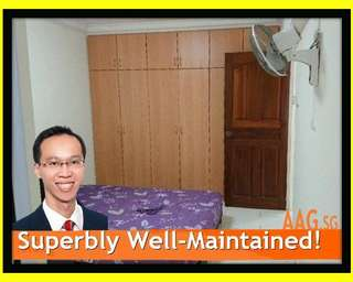 Budget 3-Rm HDB for Rent in Marsiling!
