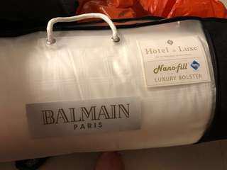 Balmain luxury Bolster