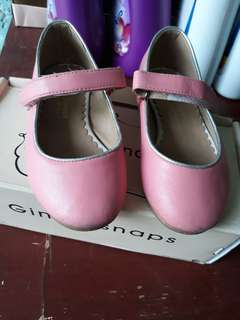 Pink Girl Shoes (Gingersnaps)