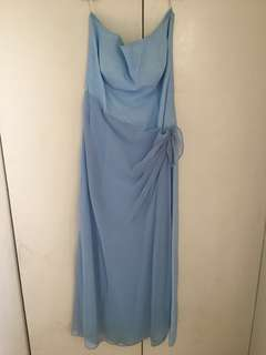 Tube gown