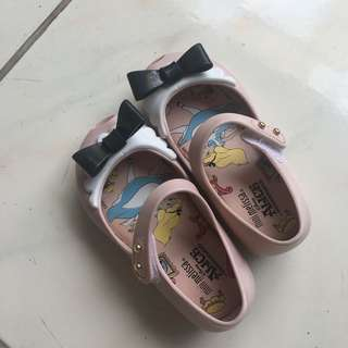 Melissa cinderella for baby size 7 insole 13 cm