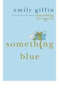 Ebook Something Blue