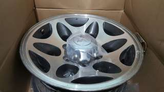 Pajero intercooler rim 5 pcs.original